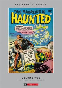 Pre-Code Classics This Magazine Is Haunted – Volume 2